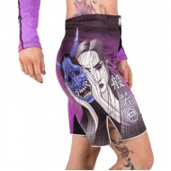 LADIES WEEPING HANNYA SHORTS
